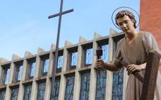 La Hermandad de Jesús Divino Obrero celebra la festividad del Primero de Mayo