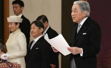El nuevo emperador de Japón empieza su reinado tras la abdicación de su padre