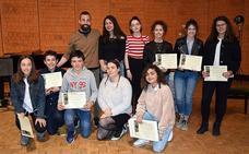 Entregados los premios del concurso 'Relatos para Josefina'