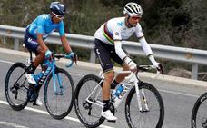 Peligra el Giro de Italia para Alejandro Valverde
