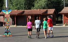 Menores leoneses participan en el IV Encuentro de Infancia y Adolescencia en el Coto Escolar