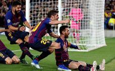 Messi: «El 3-0 es un resultado muy bueno pero no está definido»