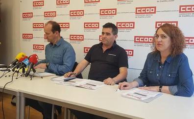 Los 3.000 funcionarios de la Junta en León pararán el 10 de mayo para dejar de ser «los parias» de la administración