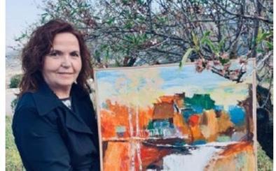 Lina Fita expone en Santa María del Páramo