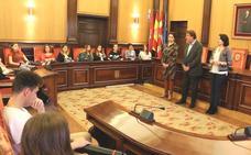 Estudiantes de Eslovaquia, Italia y Turquía estudian los derechos humanos a través de un intercambio en León