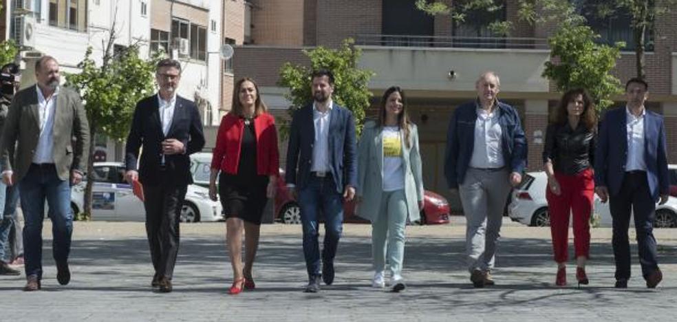 Tudanca llama a una «movilización masiva» el 26-M para finiquitar el «régimen de PP en Castilla y León»