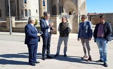El polígono Industrial y la conexión ferroviaria, claves del plan de José Luis Nieto para Astorga