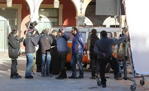 La León Film Commission gestiona más de cuarenta peticiones para que la ciudad sea escenario de rodajes