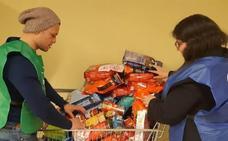 La 'Operación Saco' espera recaudar este sábado 20.000 kilos de alimento para perros y gatos