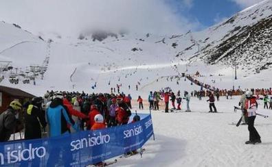 Las estaciones de la provincia leonesa cierran la temporada con un total de 157.964 esquiadores