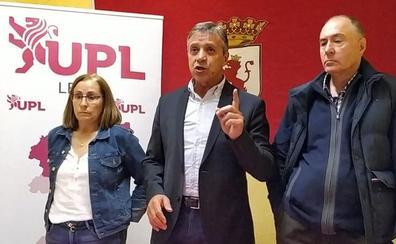 UPL inaugura su sede electoral en Trobajo del Camino y espera 'crecer' en el municipio