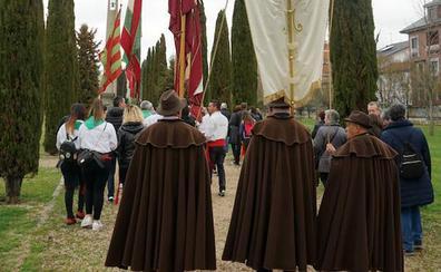 La Sobarriba vuelve a citarse con el 'voto' a la Virgen del Camino