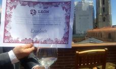 La añada de la DO León se lleva un rotundo 'Excelente' como nota final