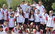 Buenos resultados del Club Natación León en varios frentes