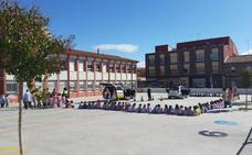 La Policía Local de San Andrés imparte seguridad vial entre los escolares más pequeños del municipio