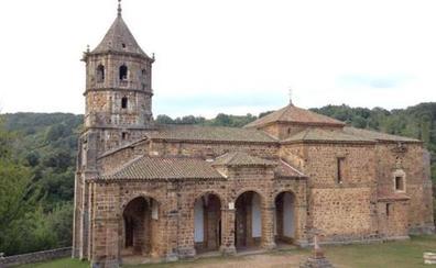 El santuario de la Virgen de la Velilla acoge la segunda visita pastoral del obispo al arciprestazgo Rivesla-Cea