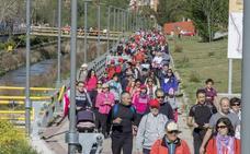 La marcha solidaria de Asprona en Valladolid suma 5.600 inscritos en su 42 edición