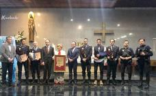 Las Siete Palabras nombran a la Brigada de la Policía Local como Escolta de Honor de la Cuarta Palabra