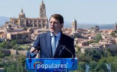 Fernández Mañueco: «No queremos un Gobierno del discípulo de Sánchez en Castilla y León»