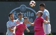 Iván Villar frena la reacción de la Ponferradina en Barreiro