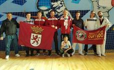 El Club Taekwondo Quevedo León suma siete medallas en el Professional Taekwondo Open