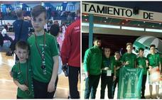 Siete medallas para el Valderas en Zamora