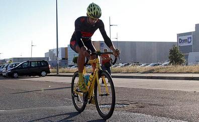 El nuevo reto de 'Piru', el ciclista de Vestas: el desafío Everesting