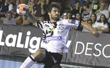 Simonet cumplirá 200 partidos en Asobal ante el Benidorm