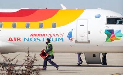 Air Nostrum operará desde León 606 vuelos a Barcelona, Mallorca, Menorca, Ibiza y Málaga e integra las mercancías