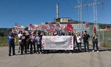 Comienzan los juicios por los despidos de los trabajadores de empresa auxiliar Masa Galicia en la central de Anllares