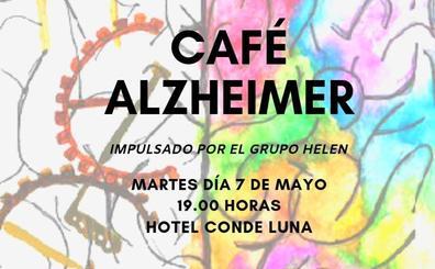 El Grupo Helen se reúne en su Café Alzheimer con representantes de Atención Primaria