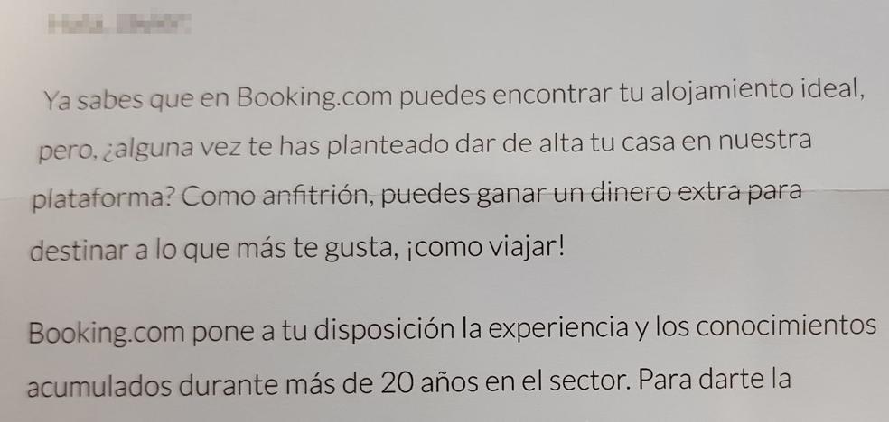 Booking busca en León pisos de particulares para añadir alojamientos «de forma alegal» a su plataforma