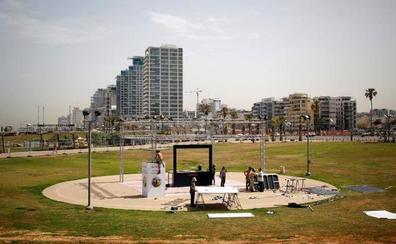Eurovisión frena la escalada de tensión en Gaza