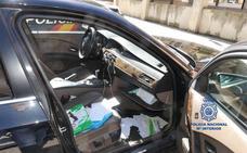 Detenidas cinco personas en Ponferrada por diversos robos con fuerza en la ciudad