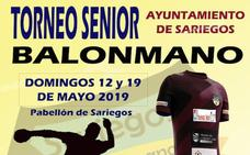 Fin de semana de balonmano en Sariegos
