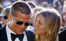 Brad Pitt habla de su relación con Jennifer Aniston
