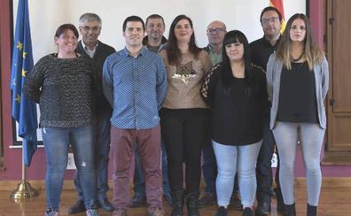 IU presenta su plan '2050' en Matallana de Torío: alcanzar 2050 habitantes en el año 2050