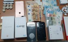 Interceptados dos ladrones cuando trataban de huir de la Guardia Civil de Segovia