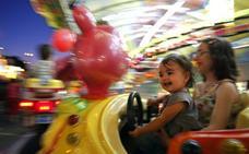 Ponferrada pretende reducir el ruido de las atracciones de La Encina para favorecer el disfrute de los niños autistas