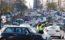 Los conductores, contrarios a la reducción de la velocidad a 30 km/h en zona urbana