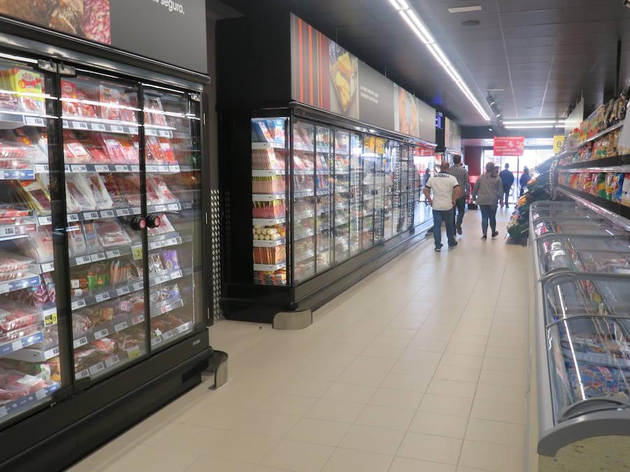 Nuevo supermercado Eroski City
