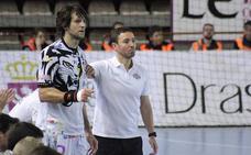 Diego Dorado: «Afrontamos el partido con plena ilusión»