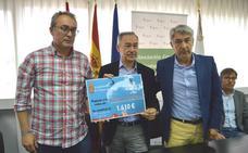 «A Santiago contra el Cáncer» quiere alcanzar el cuarto de millón en donaciones