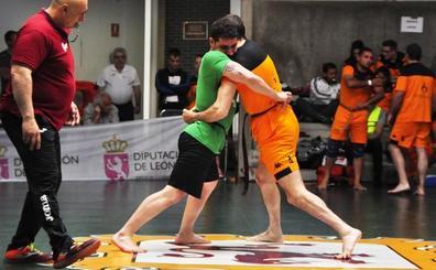 Boñar y Cistierna deciden la Liga de Equipos de Lucha Leonesa