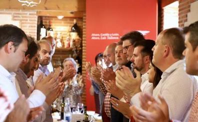 Tudanca reconoce a Rubalcaba como el hombre «que regaló la paz a España»