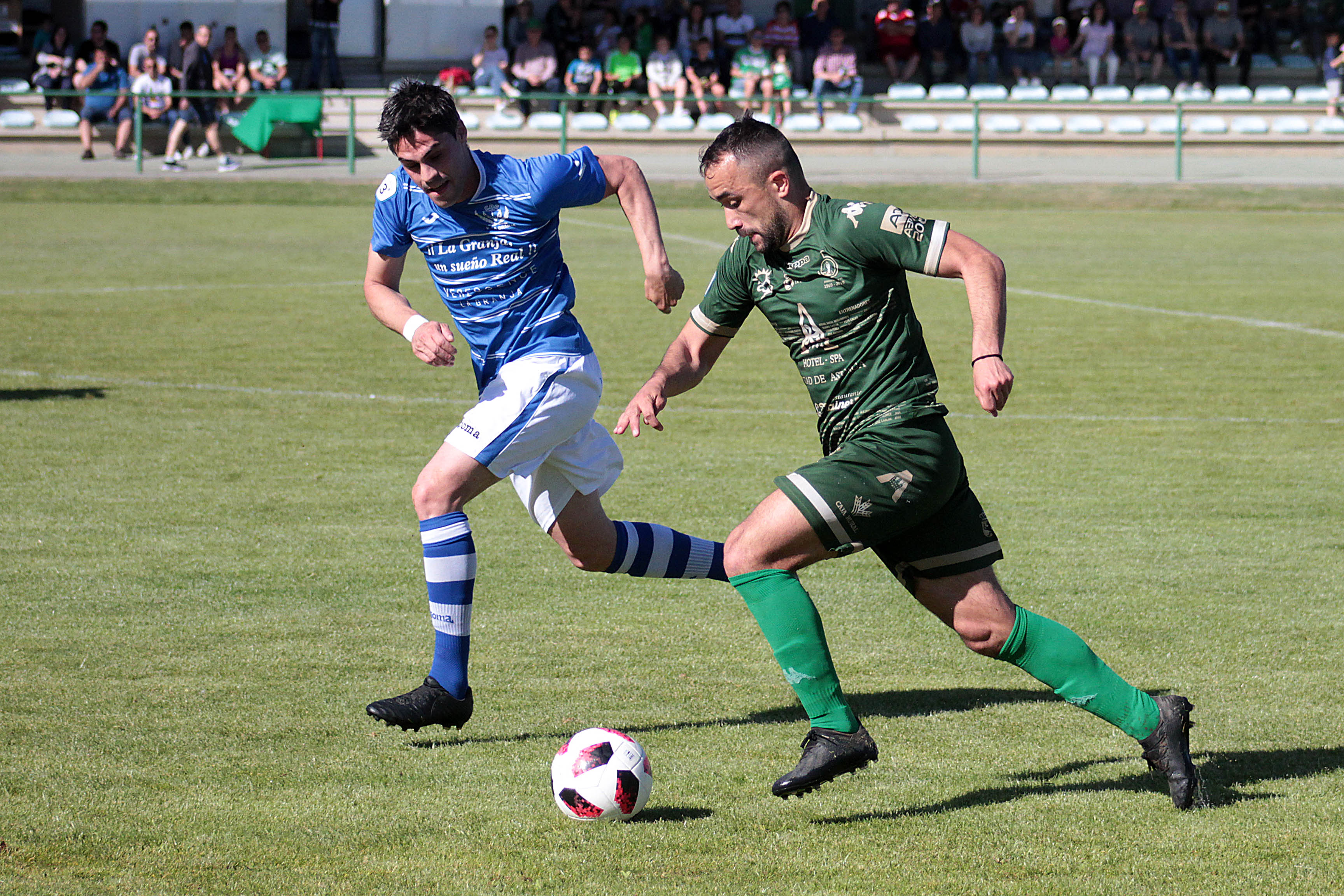 Triunfo del Atlético Astorga ante La Granja