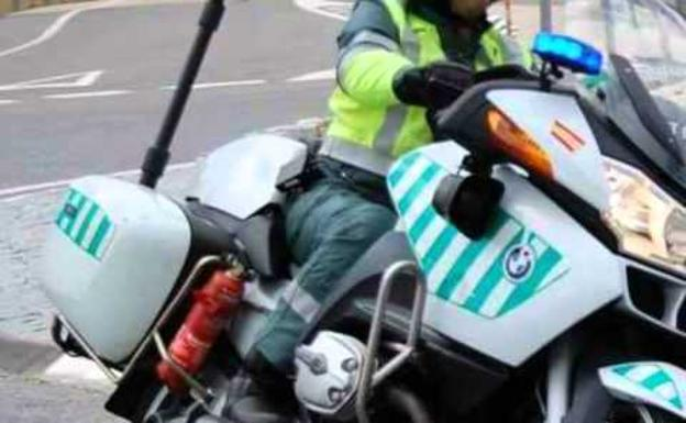 Fallece un motorista de la Guardia Civil que integraba el dispositivo de seguridad de una carrera ciclista en Valladolid