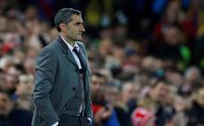 Valverde: «Estamos tocados, no lo voy a negar»