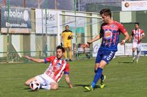 Imágenes del Gimnástica Segoviana 5-1 Atlético Bembibre