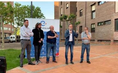Coalición por El Bierzo centra su fiesta de inicio de campaña en potenciar la participación vecinal